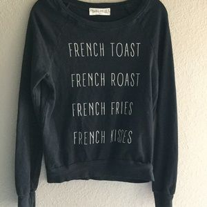 Project Social T French Pullover